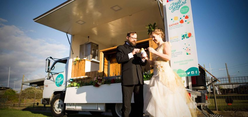 Food Truck Weddings…. Start Your Engines!