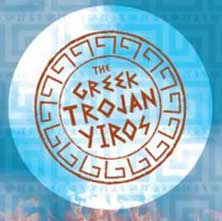 The Greek Trojan Yiros